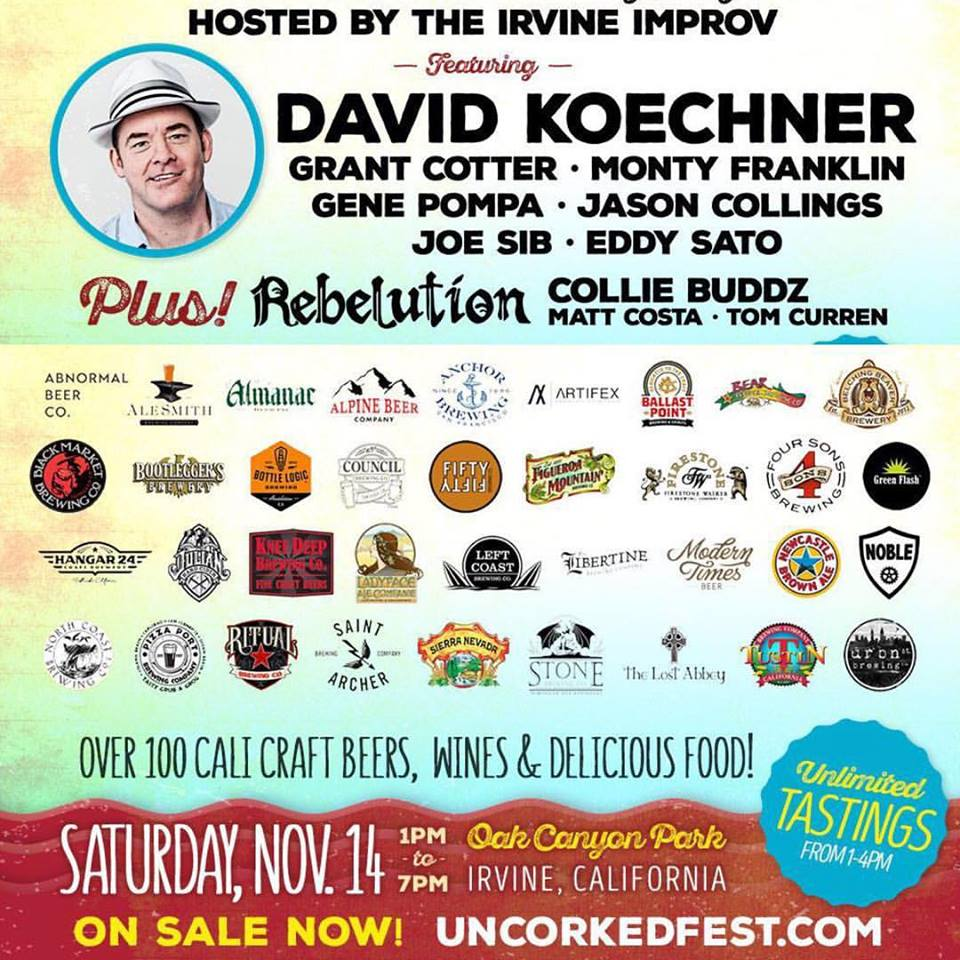 Cali Uncorked
